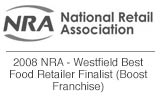 2008-NRA-westfield-best-food-retailer
