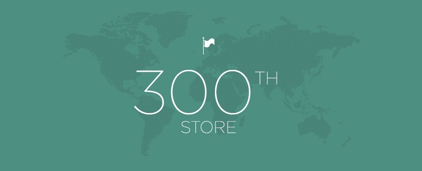 Boost Juice celebrates the opening of its 300th store worldwide