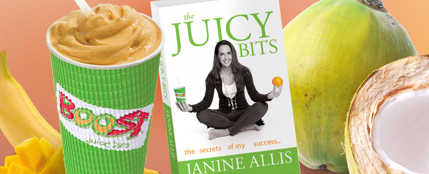 Janine Allis book release, The Secrets of My Success