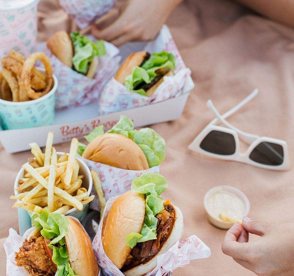 Betty's Burgers fattens up as Retail Zoo dusts off float plans