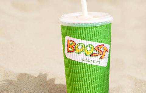 Boost Juice 5 Star app wins 2019 IT News Consumer Award
