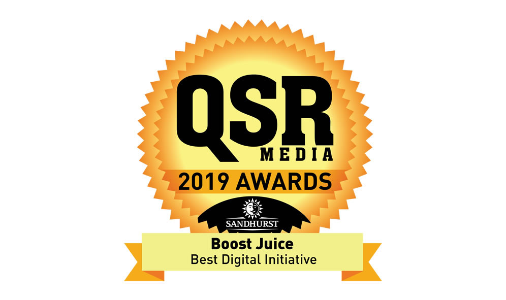 Boost Juice has taken home another fantastic awards win.