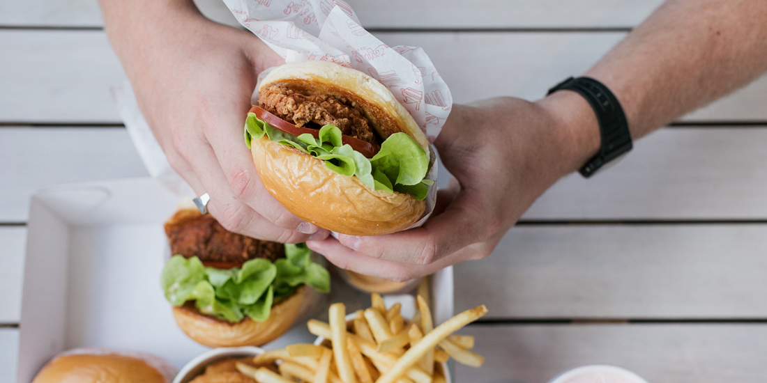 Betty's Burgers & Concrete Co. expands with Indooroopilly