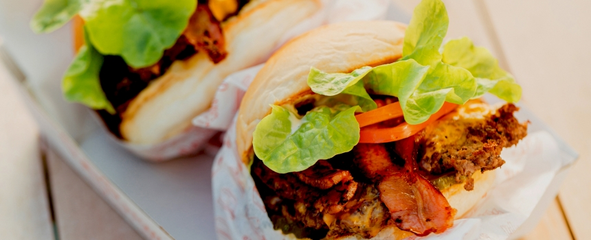 Betty's Burgers opens at the Canberra Centre