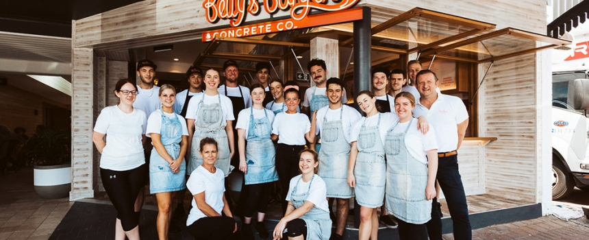 BETTY'S BURGERS TO OPEN 150 RESTAURANTS ACROSS THE COUNTRY