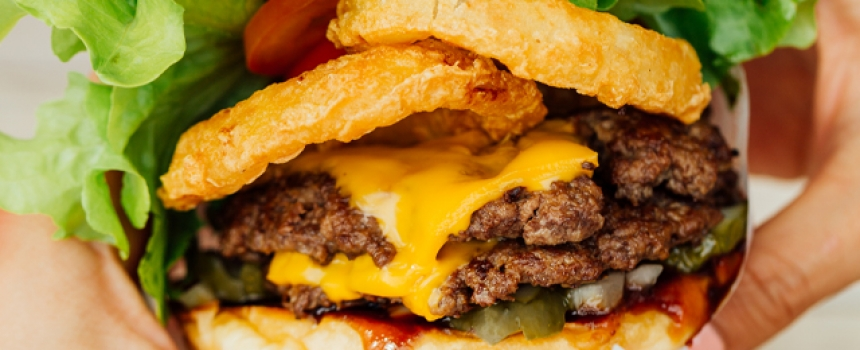 DINNER'S SORTED: Betty's Burgers opens doors in Newcastle!