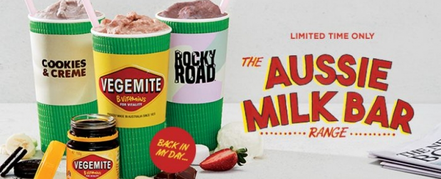 Boost launches new Vegemite smoothie